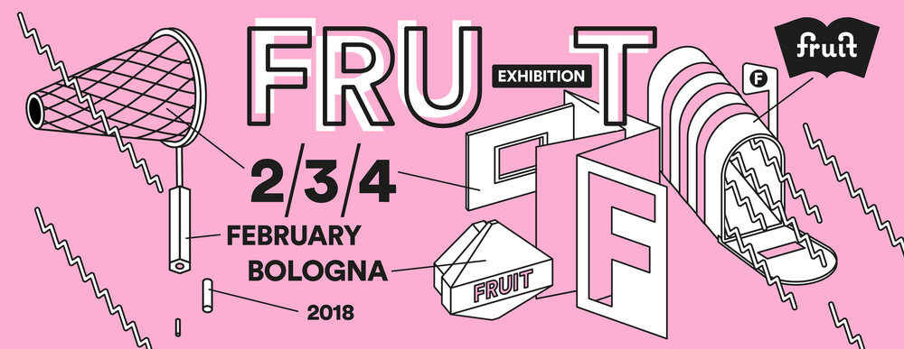 Fruit Exhibition - Bologna Independent Art Book Fair