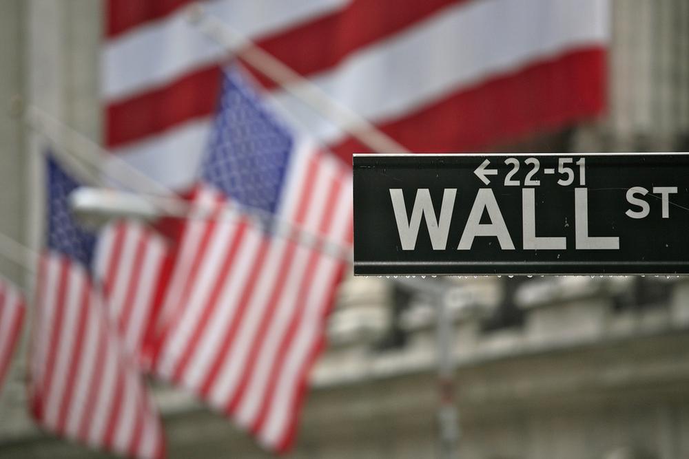 Wall Street and Washington