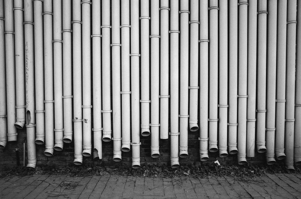 A Series of Tubes Photo: Andrea La Rosa via Creative Commons