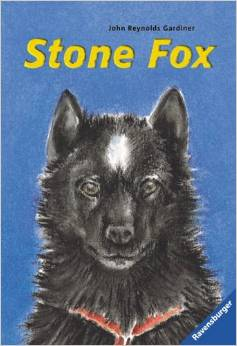 The children's book  Stone Fox  by John Reynolds Gardiner  Photo:  Amazon  and publisher Ravensburger Buchverlag
