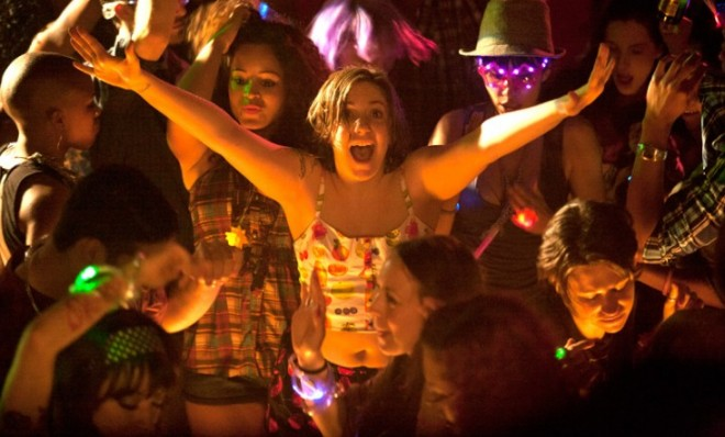 HBO's Girls introduced the rest of the country to Bushwick's warehouse parties Photo Courtesy of HBO