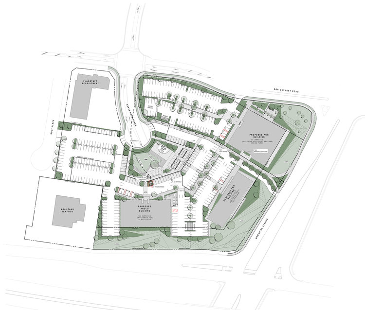 Robin Mann Place Masterplan