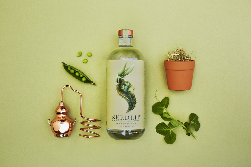 SEEDLIP GIN - ALCOHOLFREE