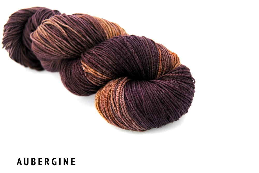 AUBERGINE on superwash merino nylon fingering.jpg