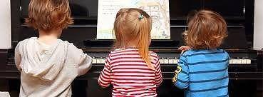 Clases de piano colectivo