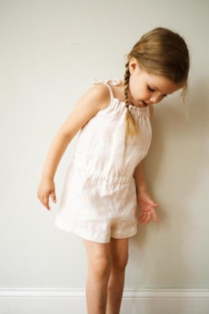 Summer Romper - Purl Bee
