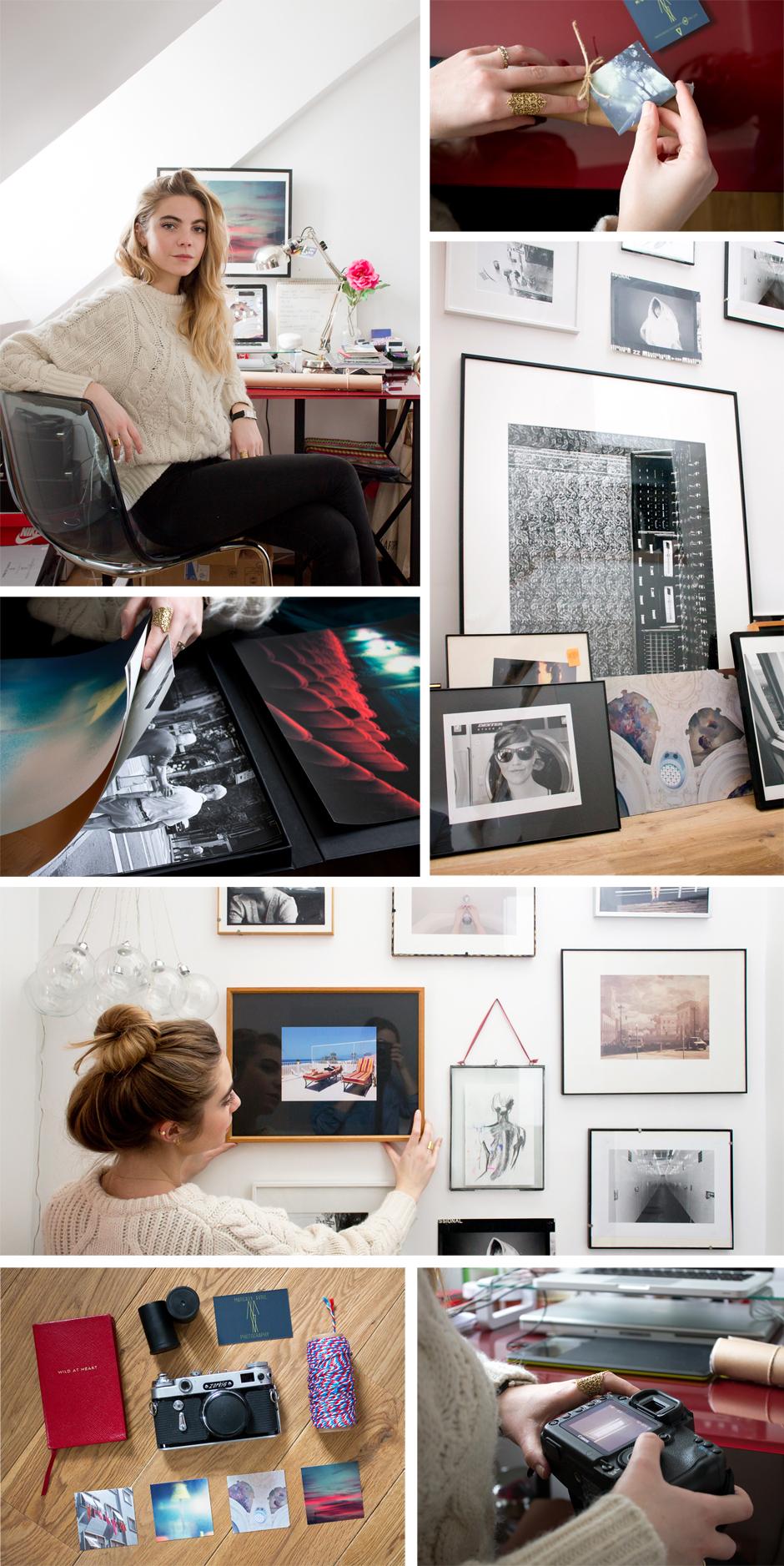 Photos Inside Closet
