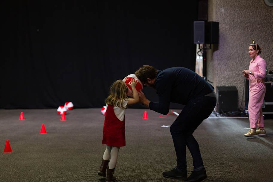 Hunt & Darton, Let's Make Family Day, Barbican Centre, Photo by Catarina Rodrigues
