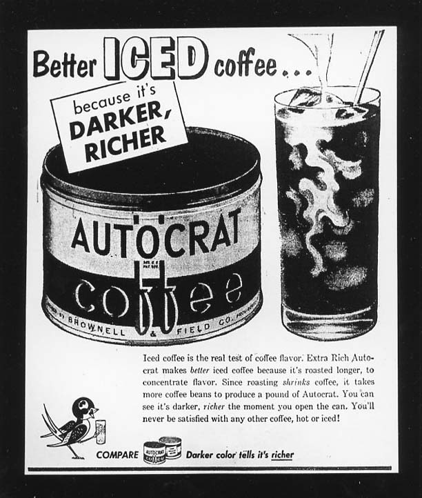Better Iced Coffee-Gelatin Silver Print