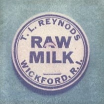 Raw Milk - Polaroid transfer