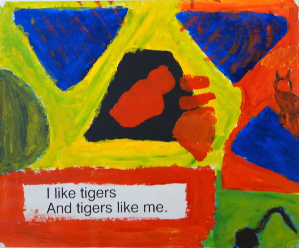I Like Tigers