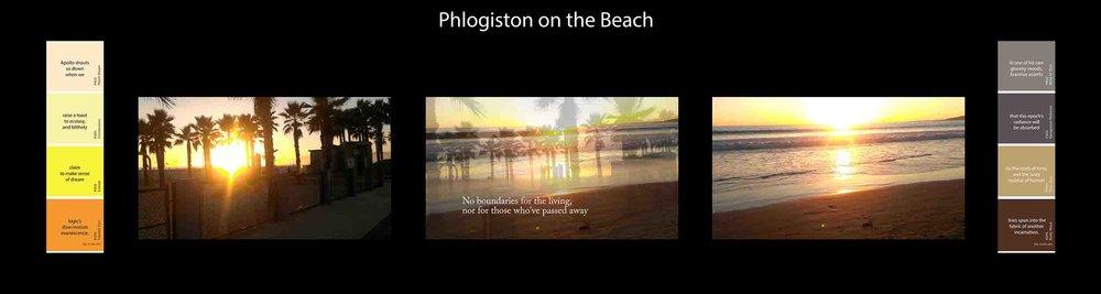Phlogiston On The Beach