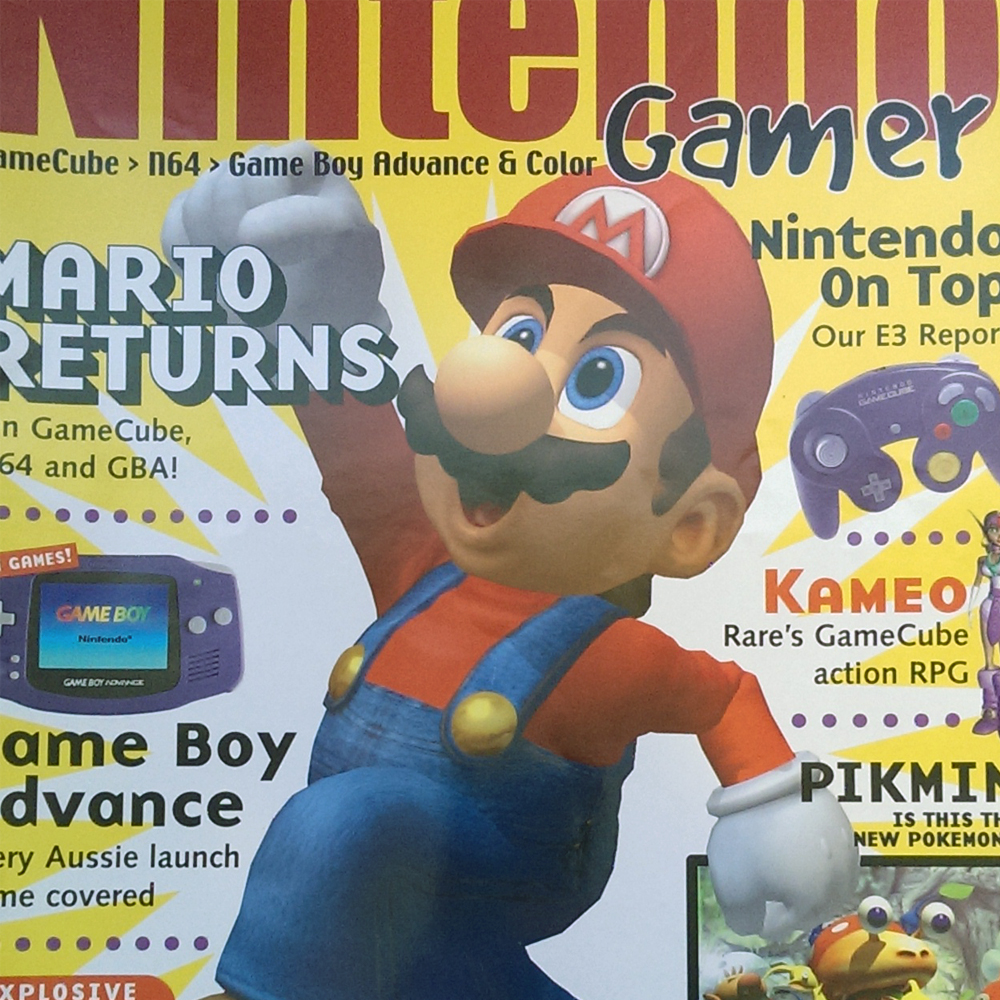 Nintendo Gamer Issue 1