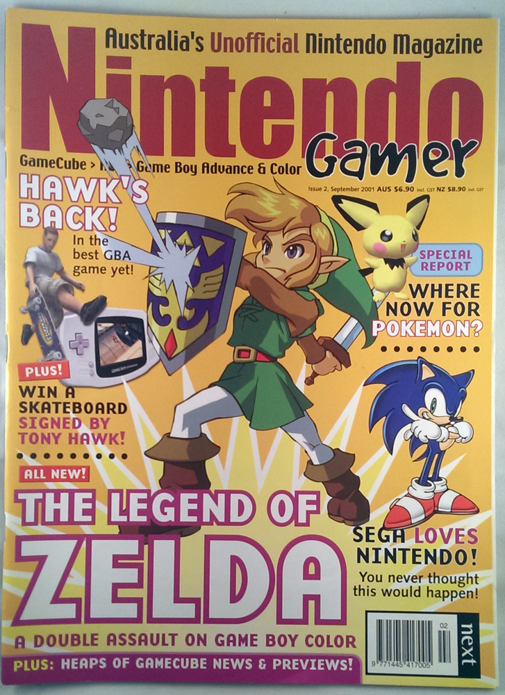 Nintendo Gamer Issue 2