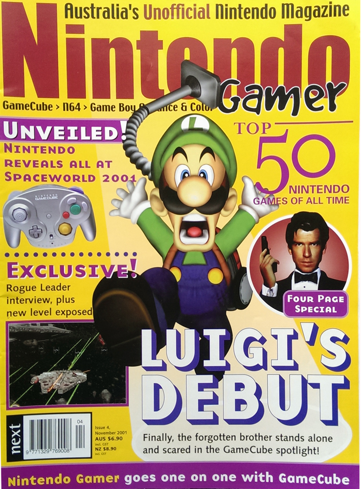 Nintendo Gamer Issue 4