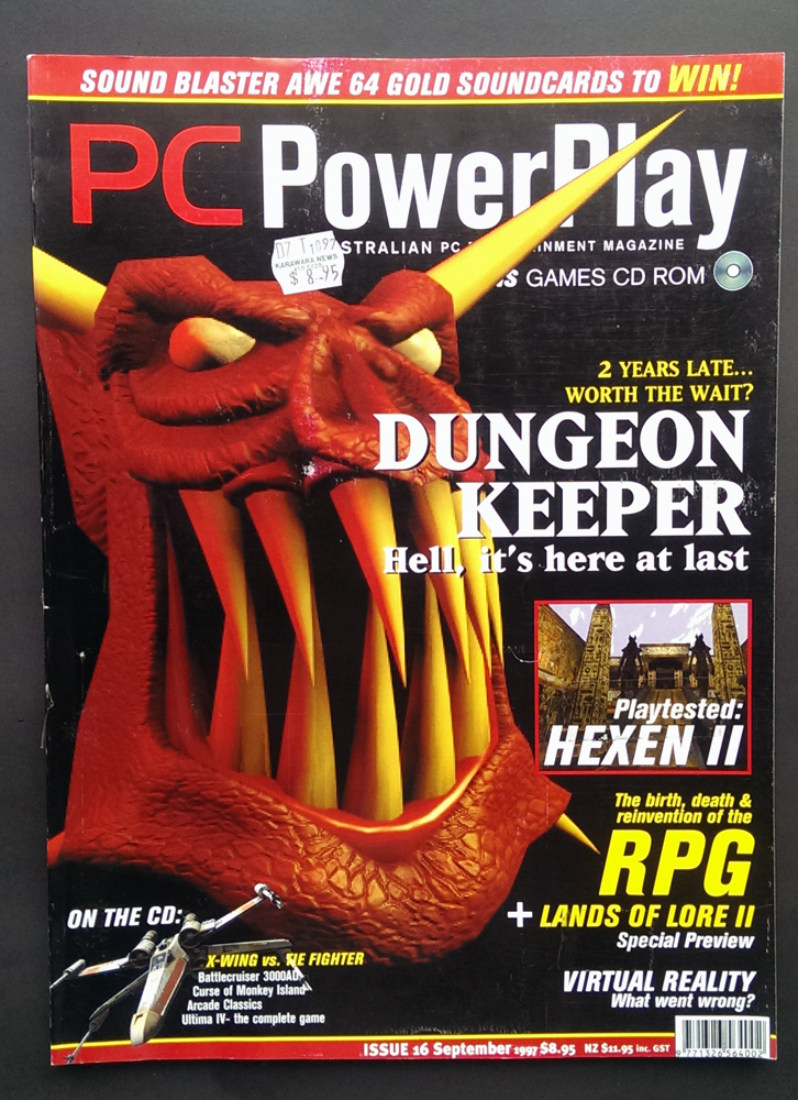 PC Powerplay No. 16 - September 1997