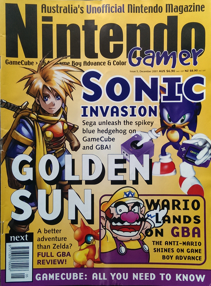 Nintendo Gamer Issue 5