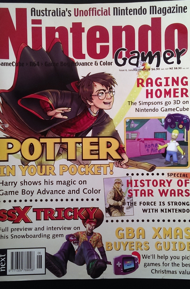 Nintendo Gamer Issue 6
