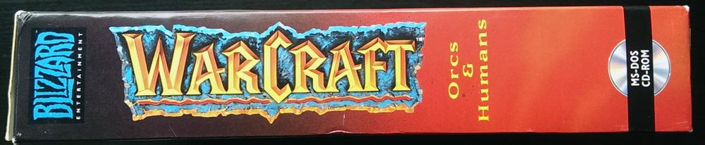 Warcraft: Orcs & Humans - MS-DOS & Mac OS - 1994 & 1995