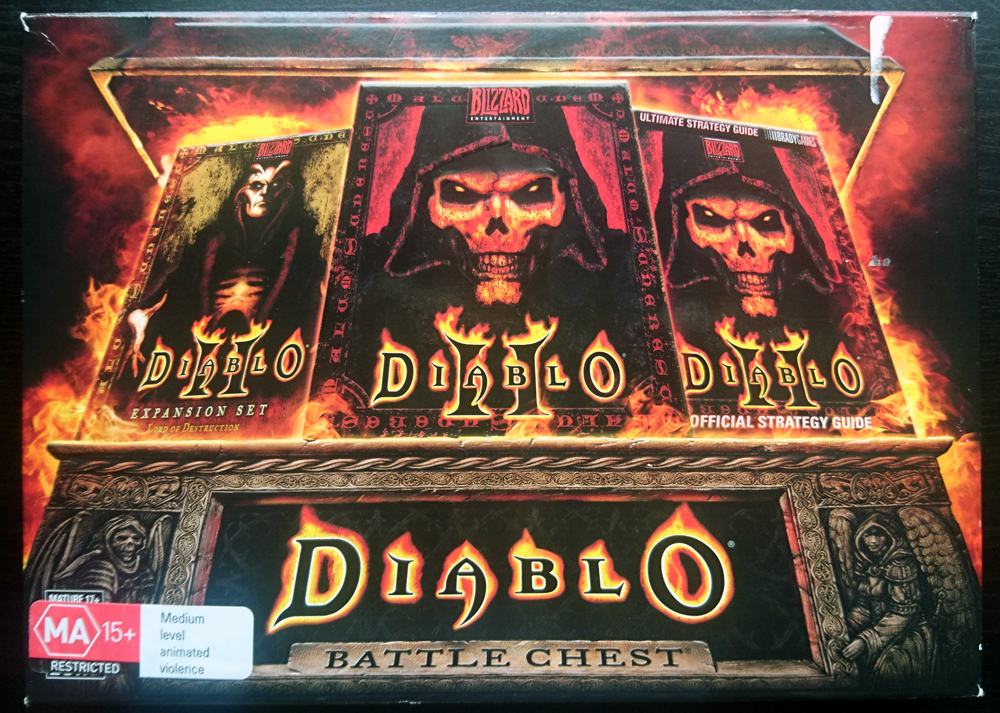 Diablo 2 - Windows & Mac - 2000