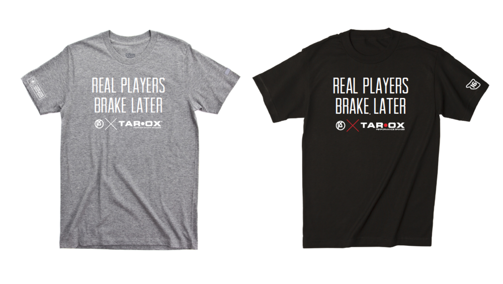 Goodwood Merchandise Concepts / Real Players Brake Later