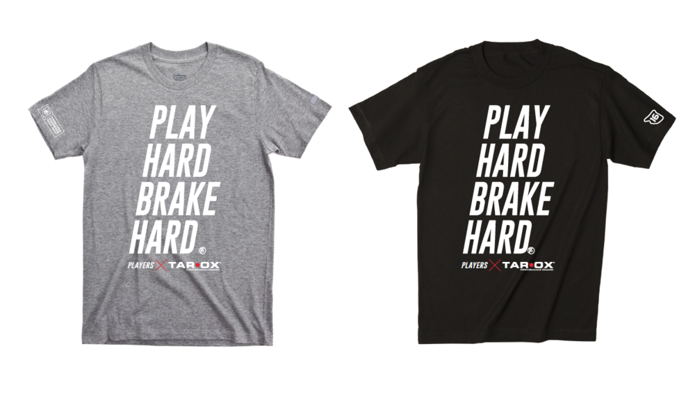 Goodwood Merchandise Concepts / Play Hard Brake Hard