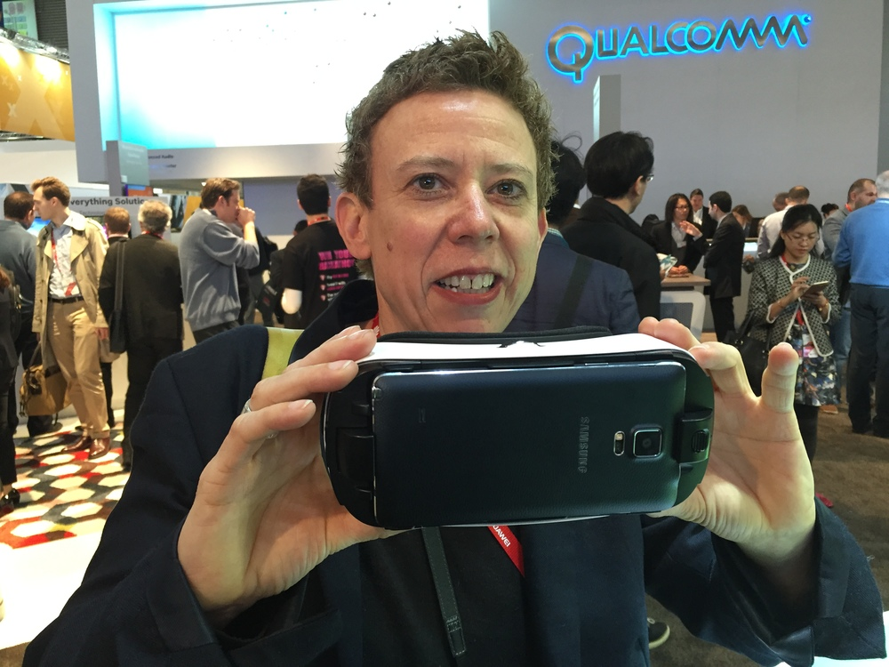 Mobile World Congress 2015 in Barcelona