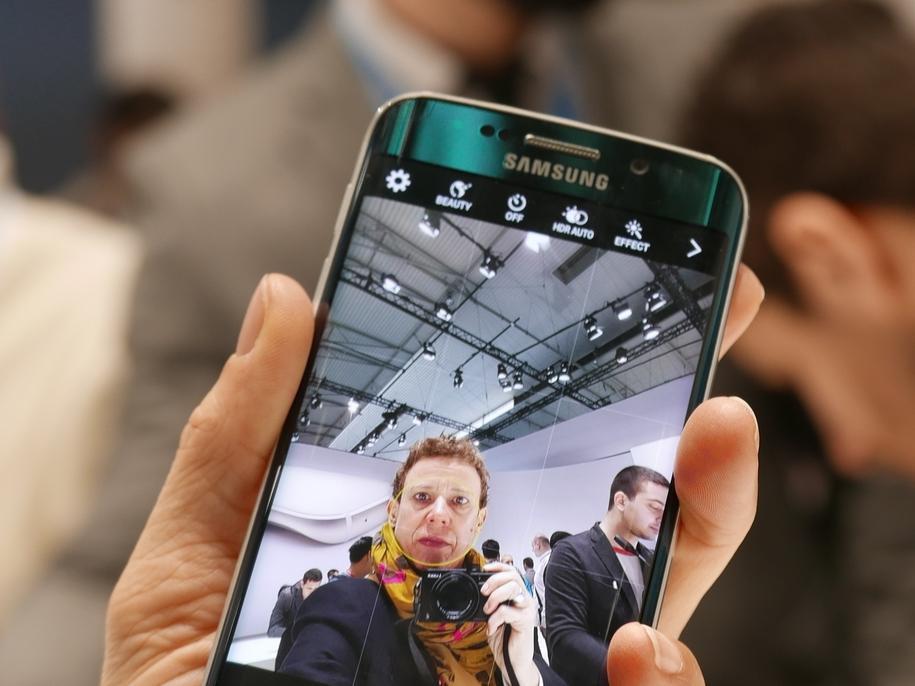 Die neuen Samsung Galaxys S6 im Kurztest