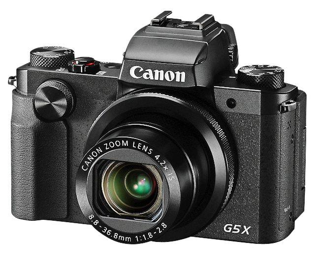 Die Herausfordererin der Sony RX100 überzeugt - bei genügend Licht. Canons GX5 im Test SonntagsZeitung, 17.1.2016