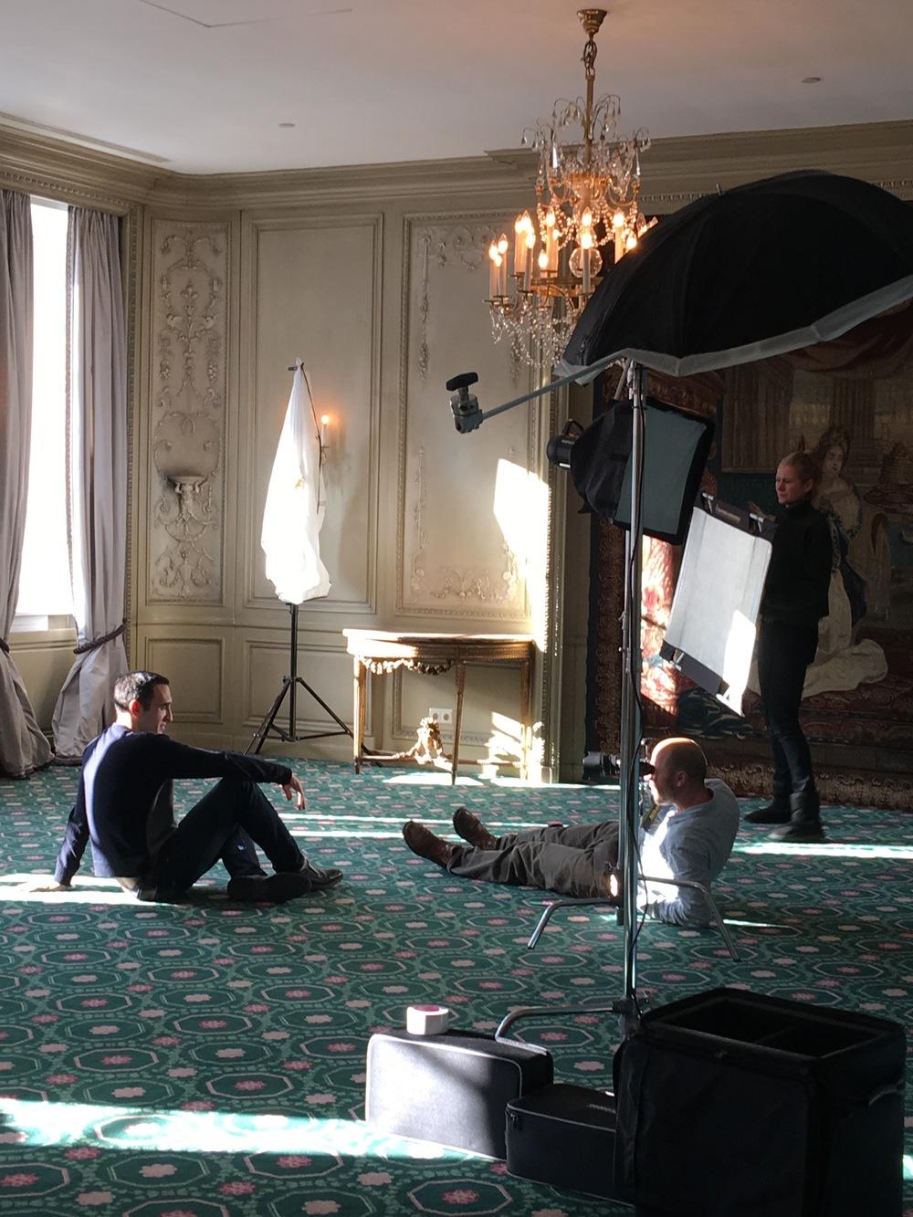 """""""Content bleibt King."""" Playbuzz-Chef Shaul Olmert will mit verspielten Inhalten die Traditionellen Medien retten. Das Interview. SonntagsZeitung, 31.1.2016"""