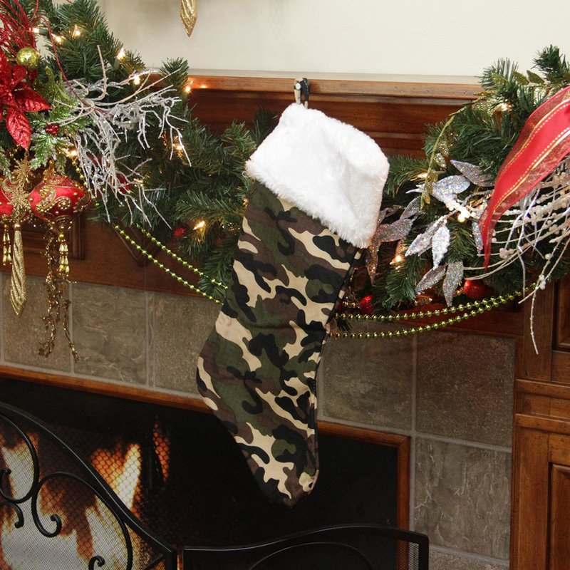"Collecting 12""-20"" Stockings For Our Military!"