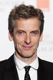 This guy: Peter Capaldi is the 12th Doctor.