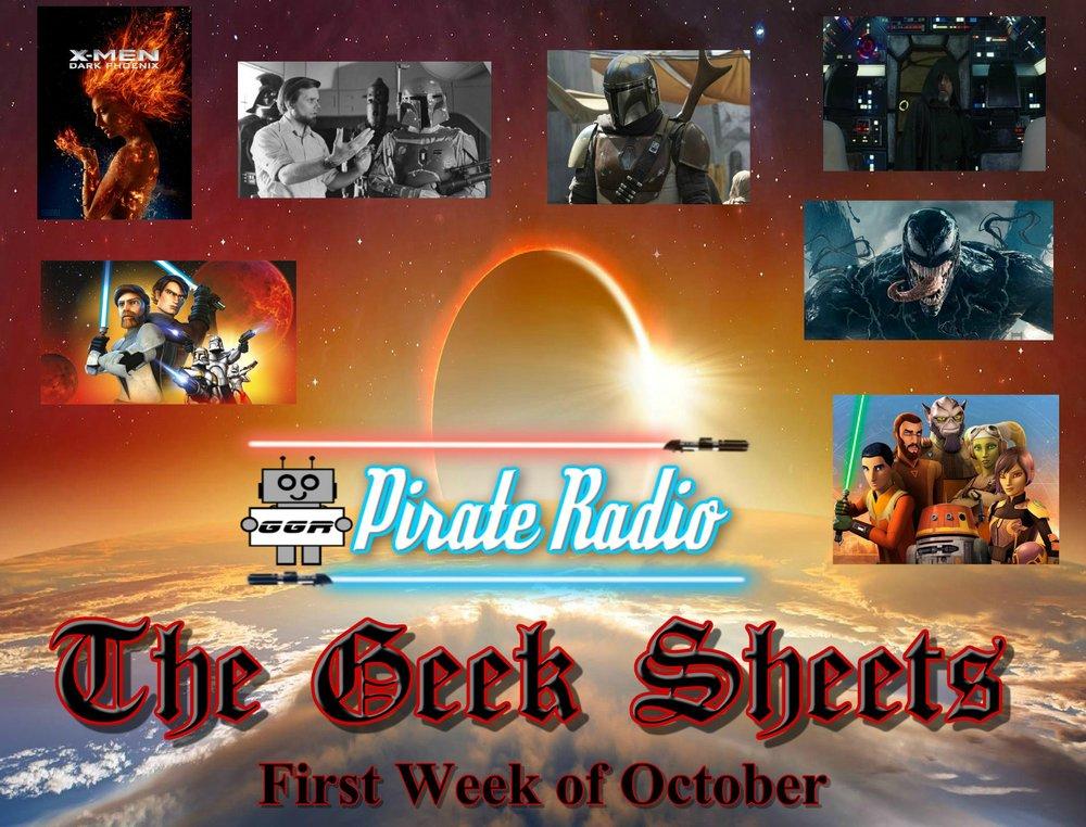 Star Wars — GGR Pirate Radio — The Great Geek Refuge