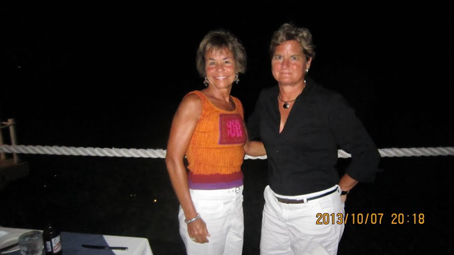 Carol & Sharon