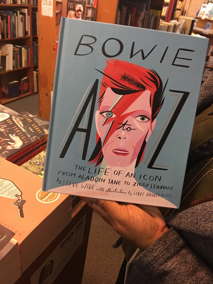"""""""Bowie A to Z"""""""