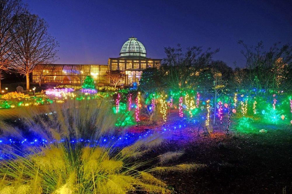 Lewis Ginter Botanical Garden. Photo by Trevor Wrayton.