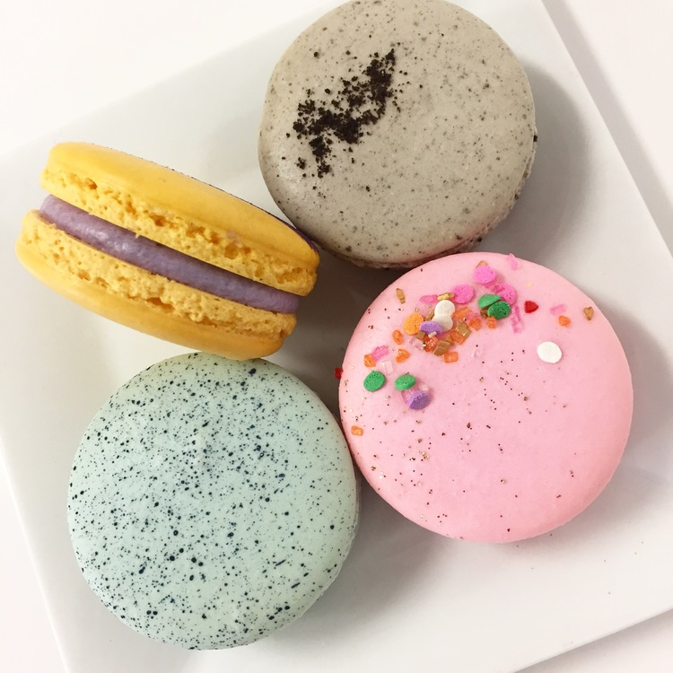 Macarons from Sweet Fix
