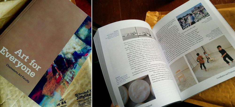 Art for Everyone ,Open Educational Resource Textbook, Art Appreciation, Chemeketa Press,2016.