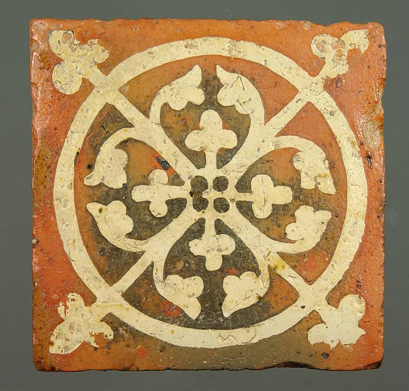 Medieval Tiles Deiniol Williams Ceramics