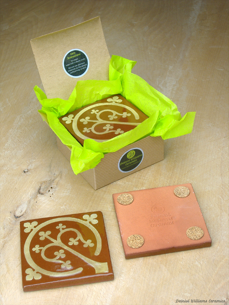 Set of Coasters & Presentation Box | Traditional Range