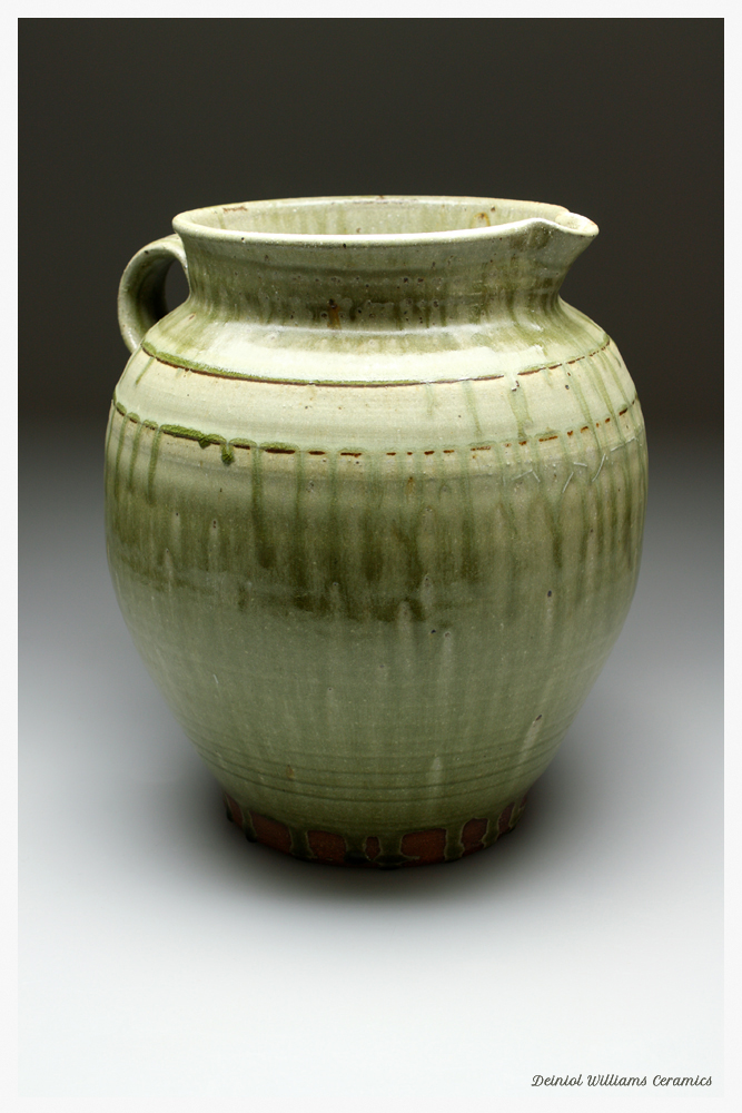 Large ROund Pitcher