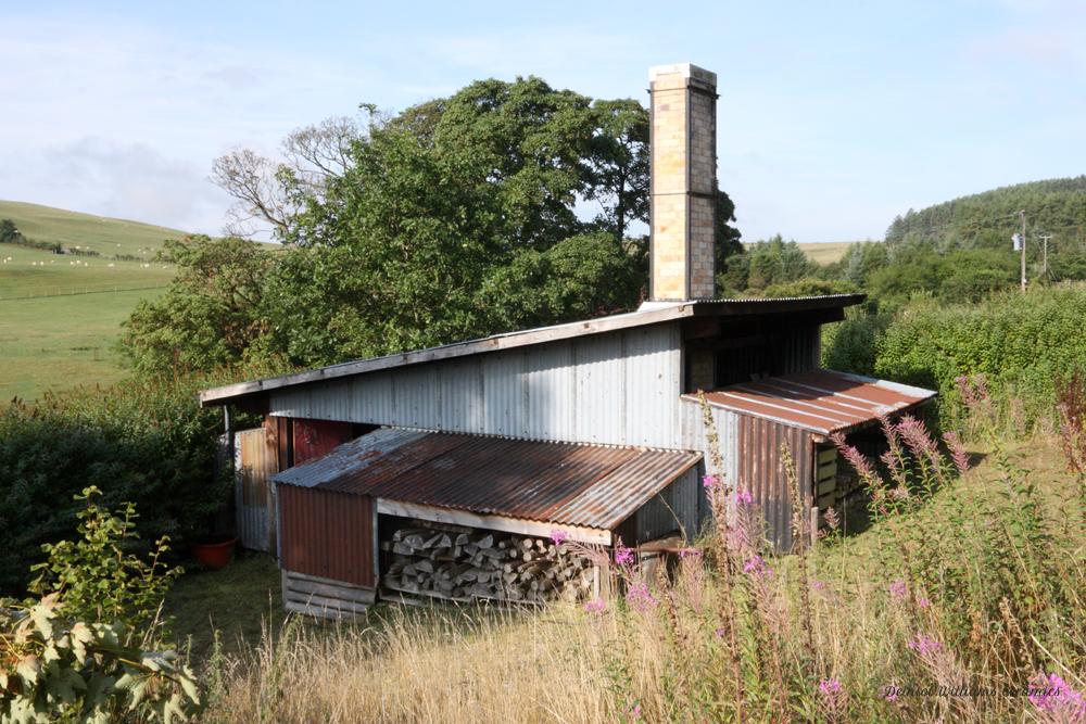 Kiln shelter