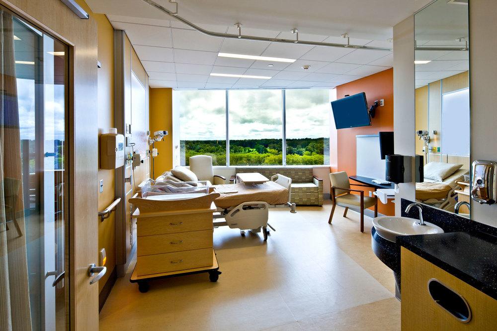 Princeton maternity unit