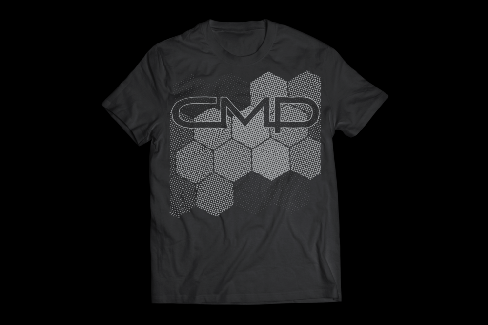 CMP promotional logo shirt