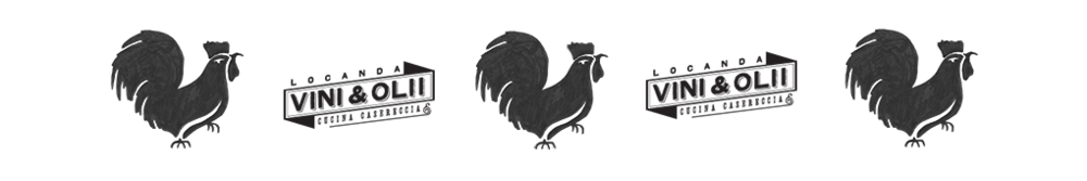 Rooster logo and main restaurant logo