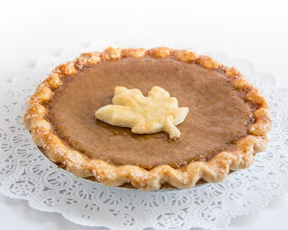 Traditional Pumpkin Pie $18.99-