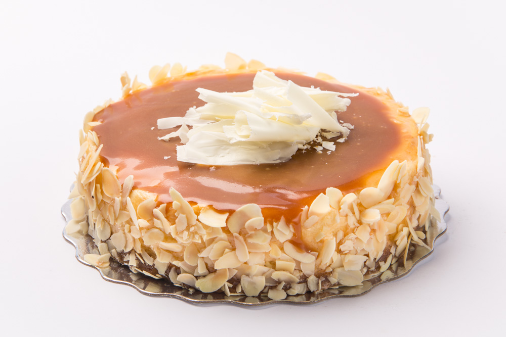 Cheesecakes   Choose from Dulce de Leche, Chocolate Fudge, Cinnamon Apple, Rocky Road, Luscious Lemon or Perfectly Plain
