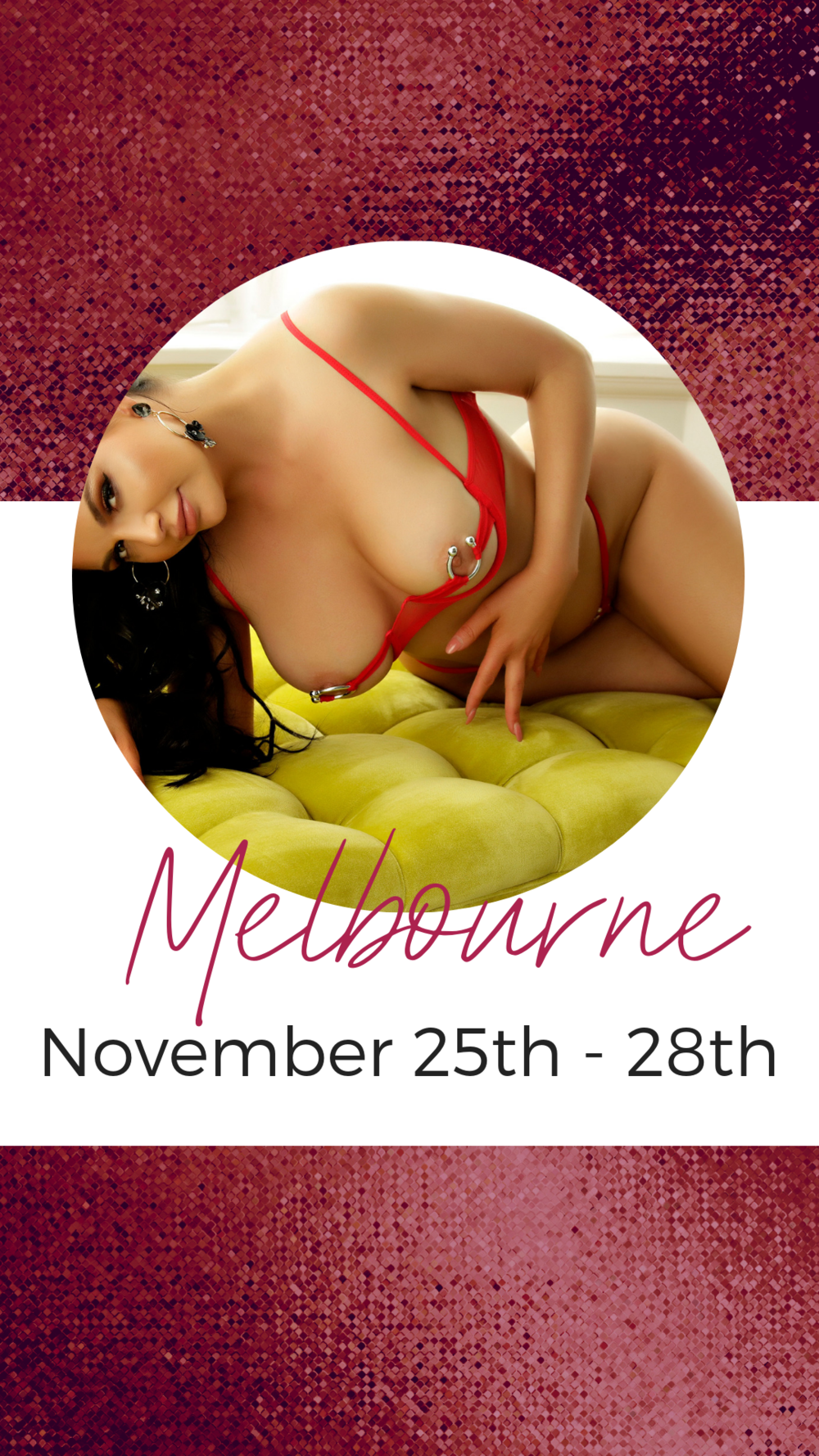 Contact Me - Click here to book our steamy rendezvous now to avoid missing out xx