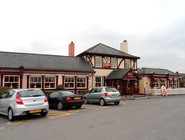 The Pubs of Old Windsor — Yolande Brener