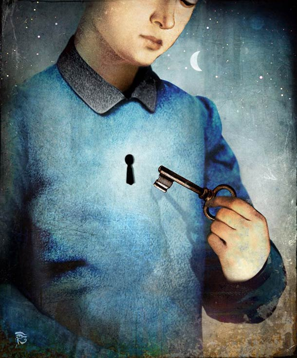Love is the Key by Christian Schloe